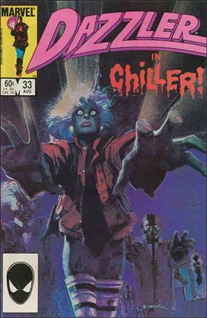 Dazzler (1981) 33-A