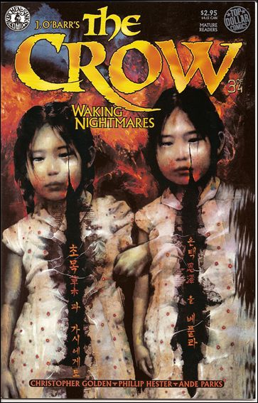 Crow: Waking Nightmares 3-A by Kitchen Sink