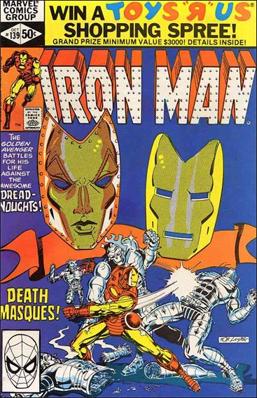 Iron Man (1968) 139-A by Marvel