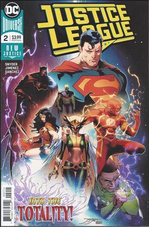 Justice League (2018) 2-A