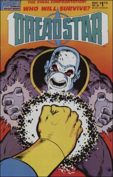 Dreadstar (1982) 30-A by Epic