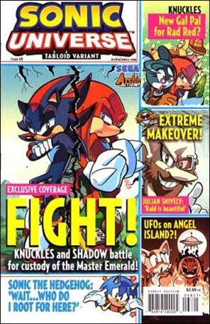 Sonic Universe 68-B