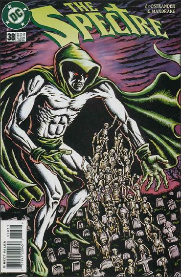 Spectre (1992) 38-A by DC