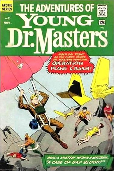 Adventures of Young Dr. Masters 2-A by Archie