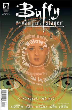 Buffy the Vampire Slayer Season 9 10-A