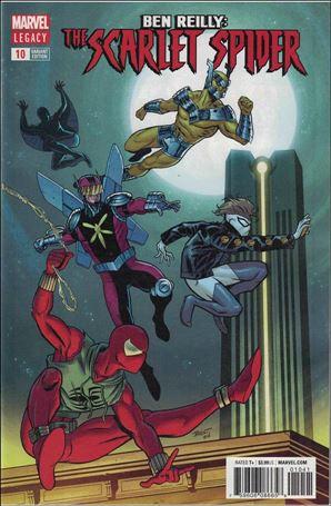 Ben Reilly: Scarlet Spider 10-D