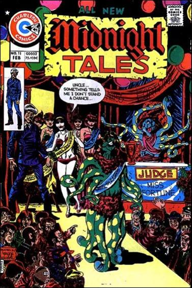 Midnight Tales 11-A by Charlton