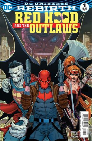 Red Hood and the Outlaws (2016) 1-A