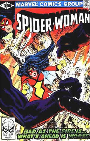 Spider-Woman (1978) 34-A by Marvel