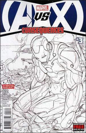 AvX: Consequences 3-C by Marvel