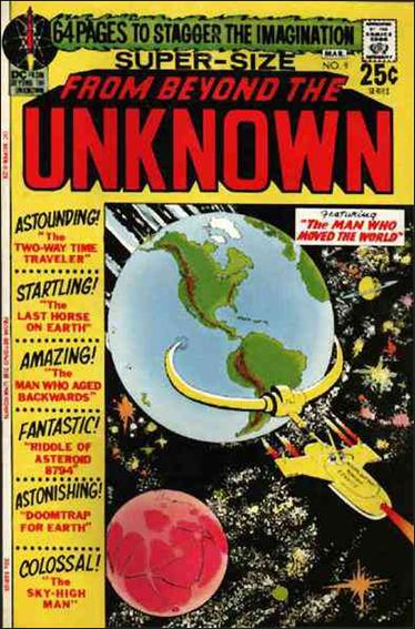 From Beyond the Unknown 9-A by DC
