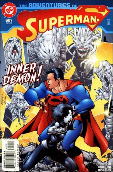 Adventures of Superman (1987) 607-A by DC