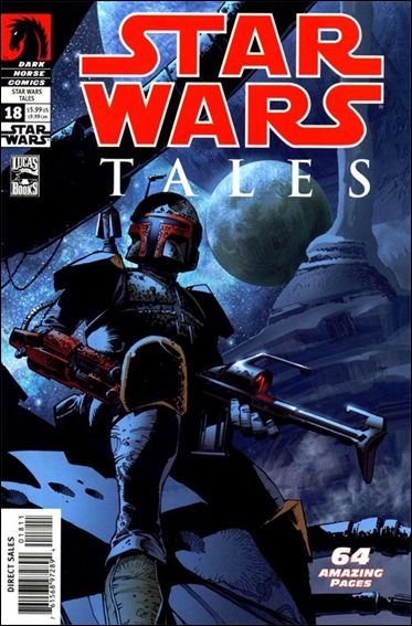 Star Wars Tales 18-A by Dark Horse