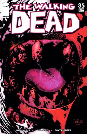 Walking Dead (2003) 35-A by Skybound Entertainment