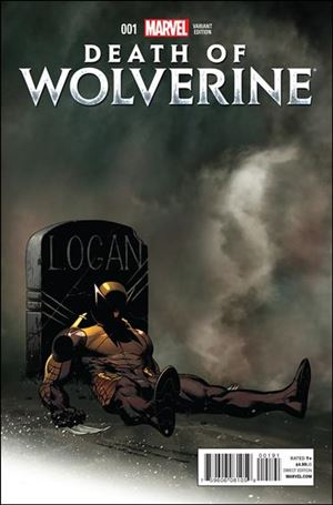 Death of Wolverine 1-J
