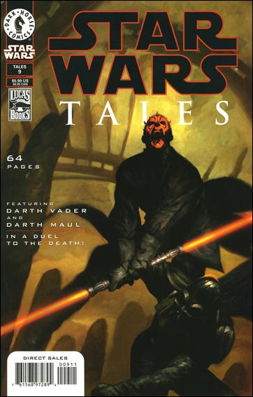 Star Wars Tales 9-A by Dark Horse
