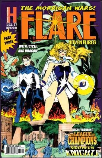 Flare Adventures 27-A by Heroic Publishing