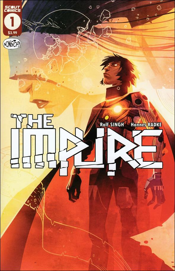 Impure 1-A by Scout Comics