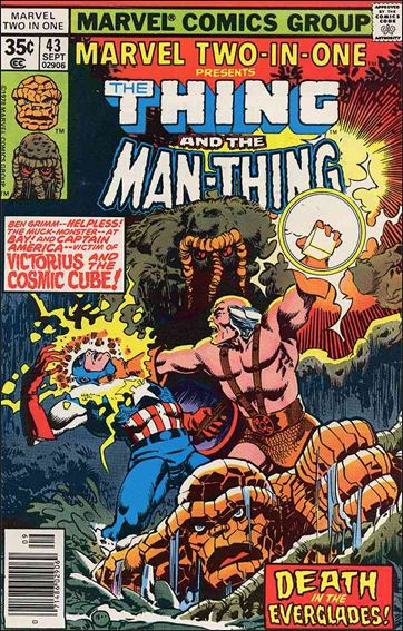 Marvel Two-In-One (1974) 43-A by Marvel