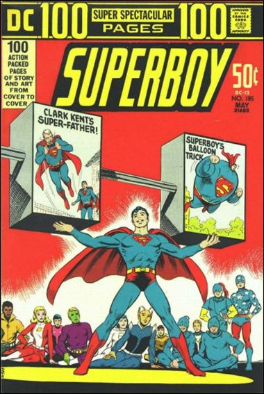 DC 100-Page Super Spectacular 12-A by DC