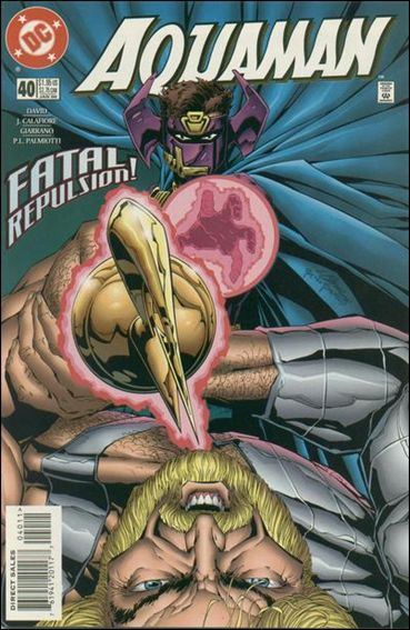 Aquaman (1994) 40-A by DC