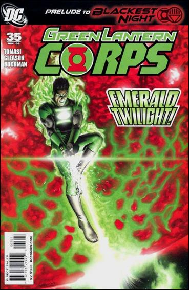 Green Lantern Corps (2006) 35-B by DC