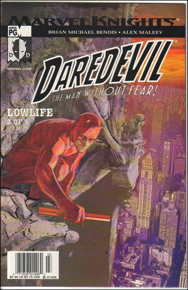 Daredevil (1998) 42-B by Marvel
