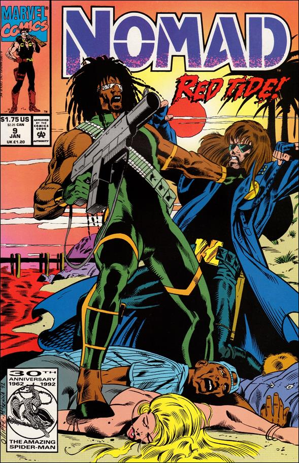 Nomad (1992) 9-A by Marvel