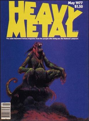 Heavy Metal 2-A