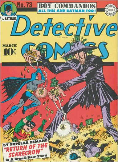 Detective Comics (1937) 73-A by DC