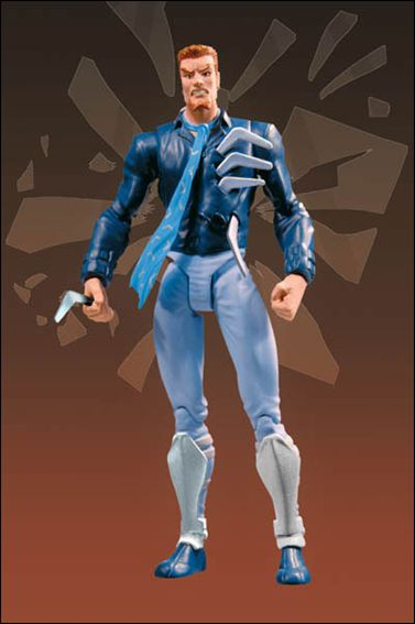 Identity Crisis (Series 2) Captain Boomerang by DC Direct