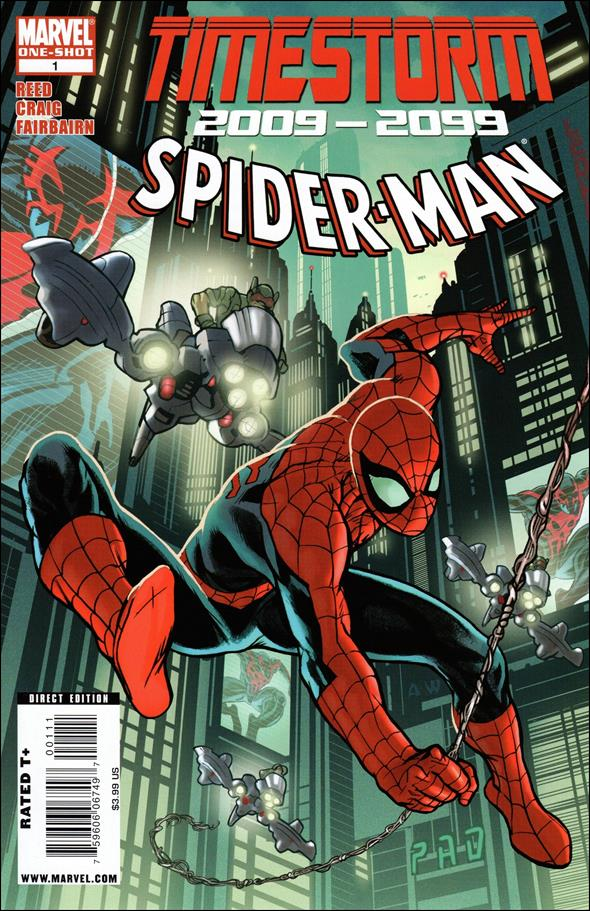 Timestorm 2009/2099: Spider-Man One-Shot 1-A by Marvel