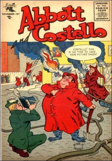 Abbott and Costello (1948) 33-A by St. John