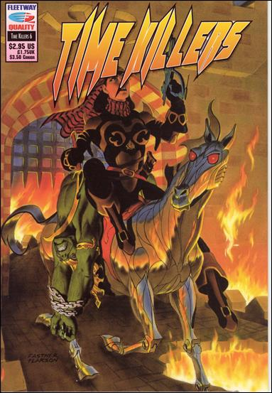 Time Killers 6-A by Fleetway Quality