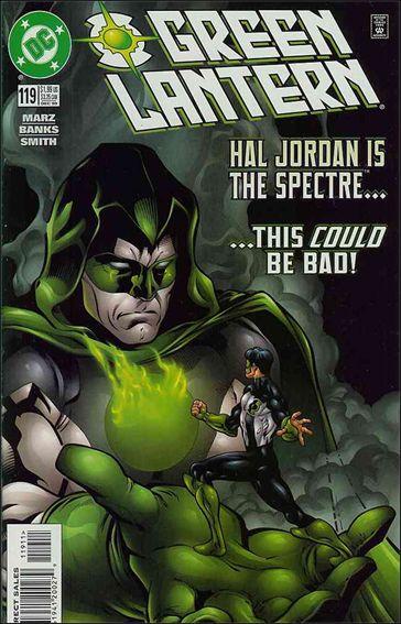 Green Lantern (1990) 119-A by DC