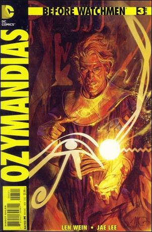 Before Watchmen: Ozymandias 3-D by DC