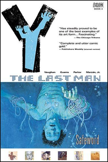 Y: The Last Man 4-B by Vertigo