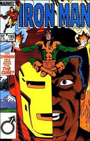 Iron Man (1968) 195-A
