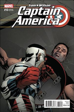 Captain America: Sam Wilson 10-B