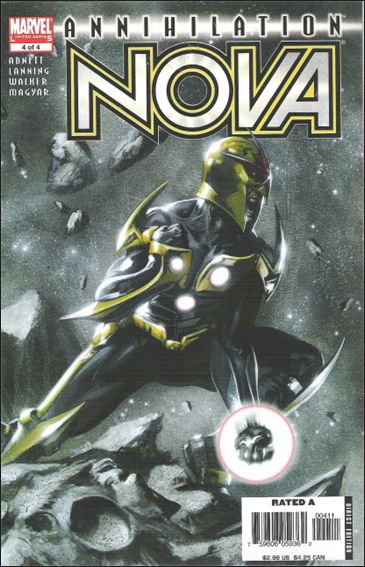 Annihilation: Nova 4-A by Marvel