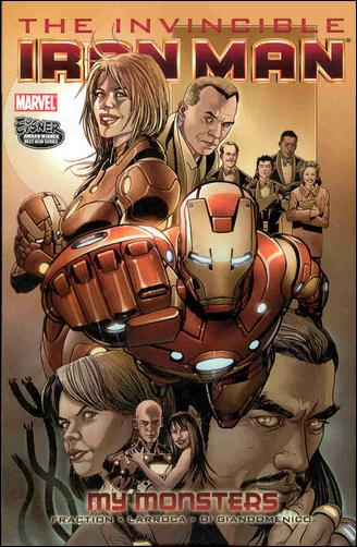 Invincible Iron Man 7-A by Marvel