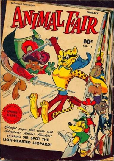 Animal Fair 11-A by Fawcett