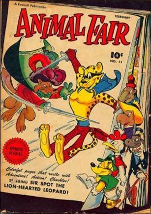 Animal Fair 11-A