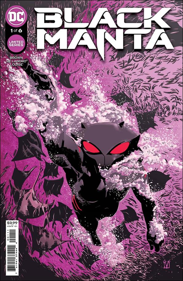 Black Manta 1-A by DC