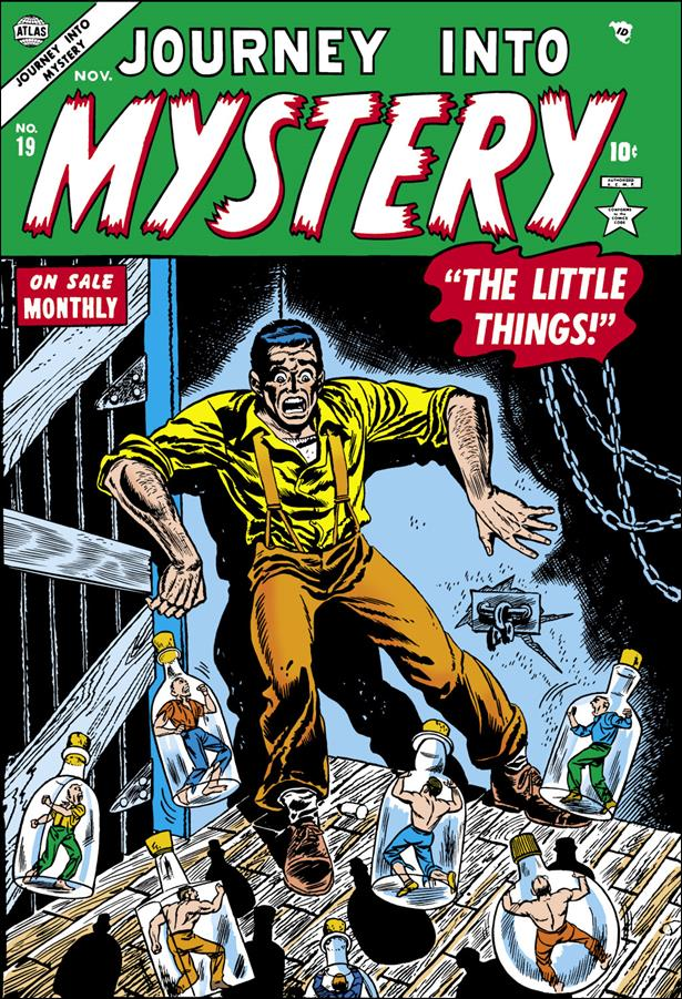 Journey into Mystery (1952) 19-A by Marvel