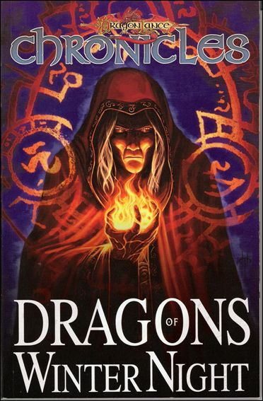 Dragonlance Chronicles: Dragons of Winter Night 1-B by Devil's Due