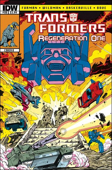 Transformers: Regeneration One 88-B by IDW