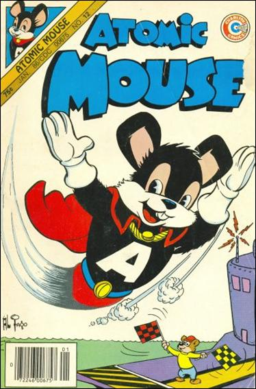 Atomic Mouse (1984) 12-A by Charlton