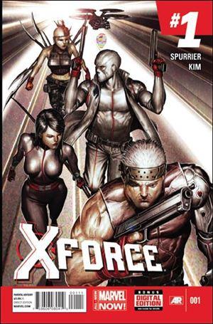 X-Force (2014) 1-A