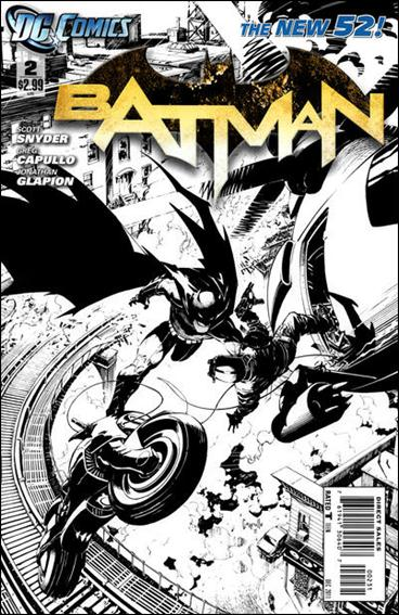 Batman (2011) 2-C by DC